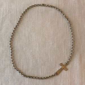 Jewelry - Cross necklace